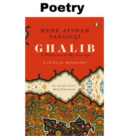 Ghalib : A Wilderness at My Doorstep - Mehr Afshan Farooqi