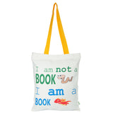 I am not a Book Worm, I am a Book Dragon Tote Bag