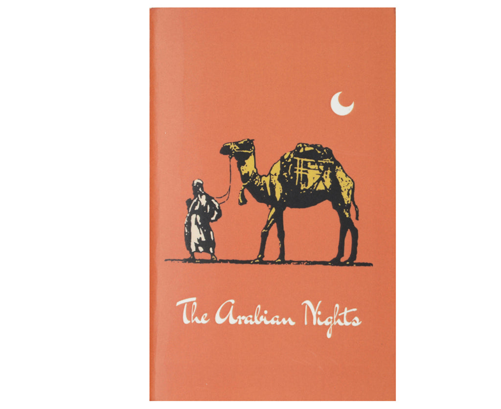 Pocket Notebooks Set (Pack of 2)- The Arabian Nights