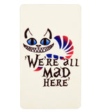 Alice Fridge Magnet