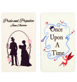 Fridge magnets combo set (Pride and Prejudice & Once upon a time)