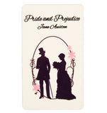 Pride and Prejudice Fridge Magnet