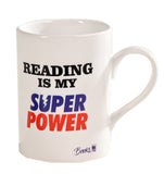 Reading is my super power Mug