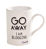 Go away, I am blogging Mug