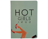 Hot Girls Read  Notebook A5 size