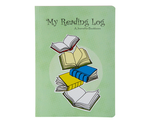 My Reading Log - A Journal for Booklovers