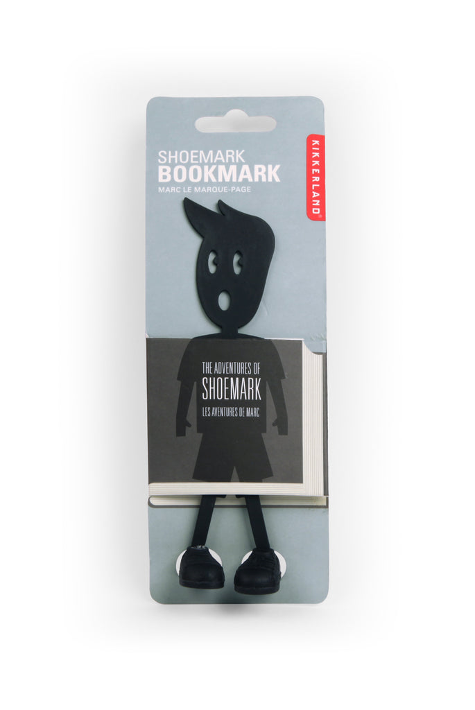 Shoe Mark - The Bookmark