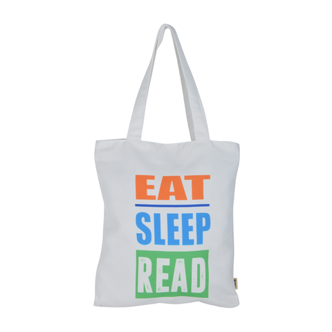 East Sleep Read Tote Bag