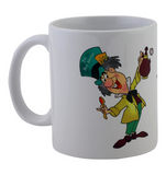 Alice Mad Hatter  Mug