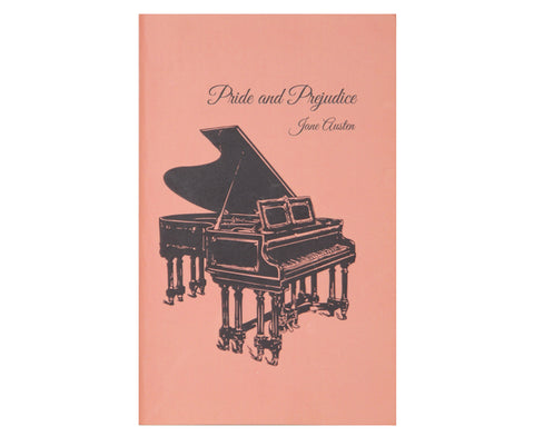Pocket Notebooks Set (Pack of 2) - Pride and Prejudice