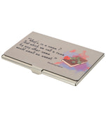 Shakespeare Card Holder