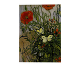 Van Gogh's Butterflies And Poppies Notebook (Set of 2)