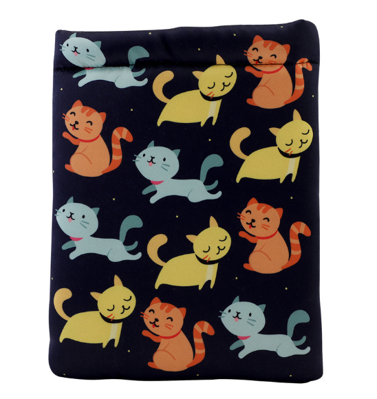 Cute Cats Book Sleeve