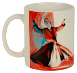 Rumi I want to be Mug