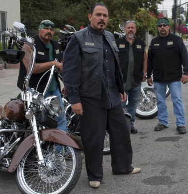 escapes harley-davidson sons of anarchy