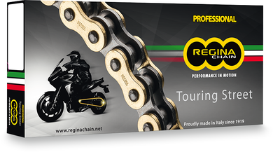REGINA ZRP/ZRT SERIES CHAIN 520ZRT X 110 LINKS