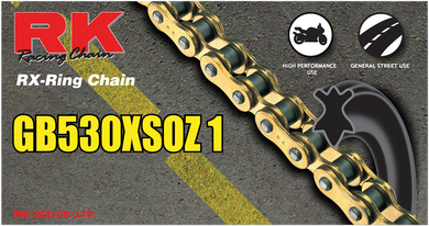 RK X-RING (XSOZ1) CHAIN 530XSOZ1 X 118