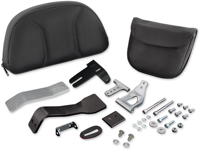 SHOW CHROME DETACHABLE SMART MOUNT™​ BACKREST BACKREST KIT CAN-AM LG