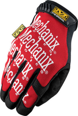 Guantes Mechanix the Original Red Gloves
