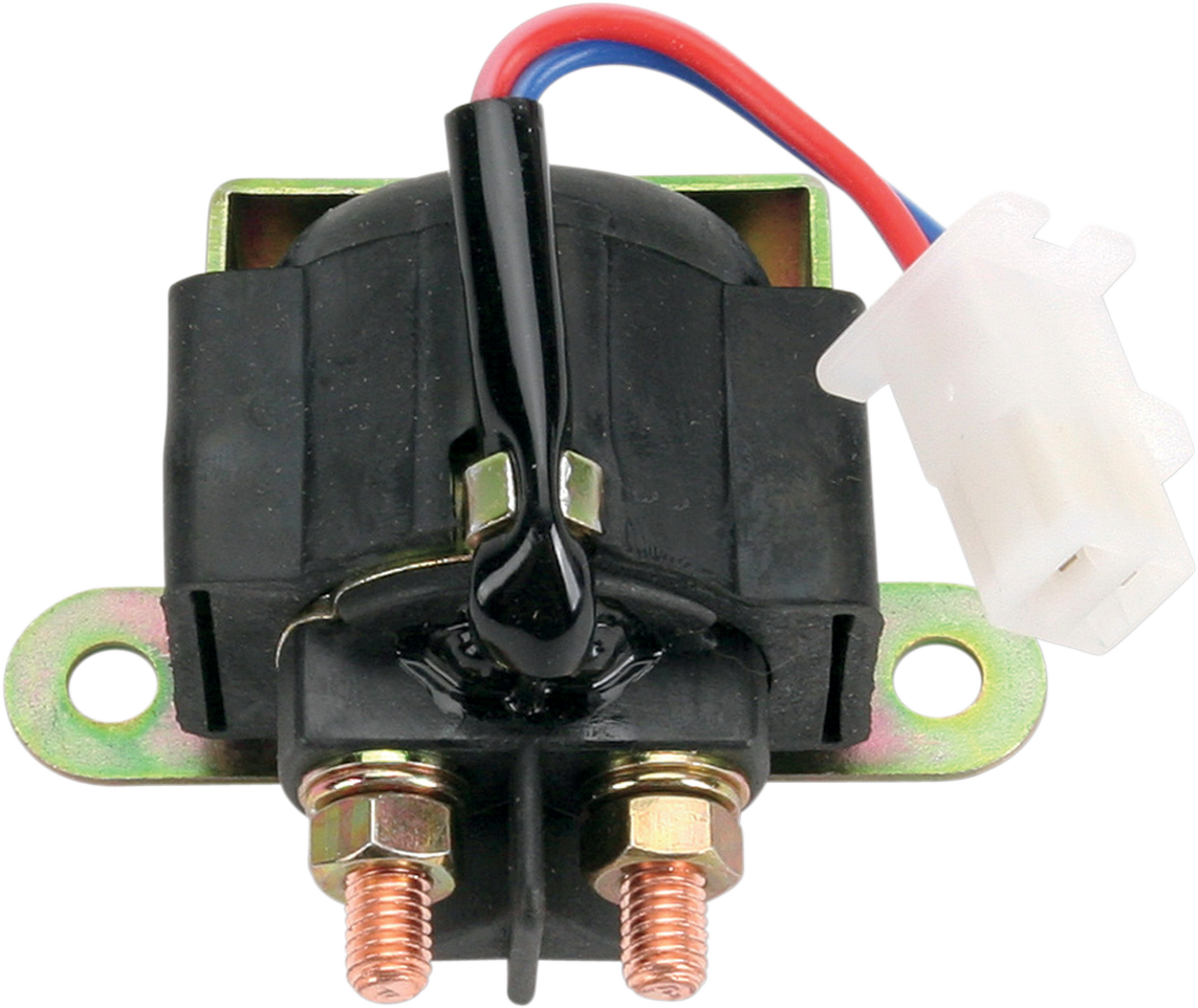 RICK'S MOTORSPORT ELECTRIC SOLENOID SWITCHES SOLENOID STARTER SUZUKI