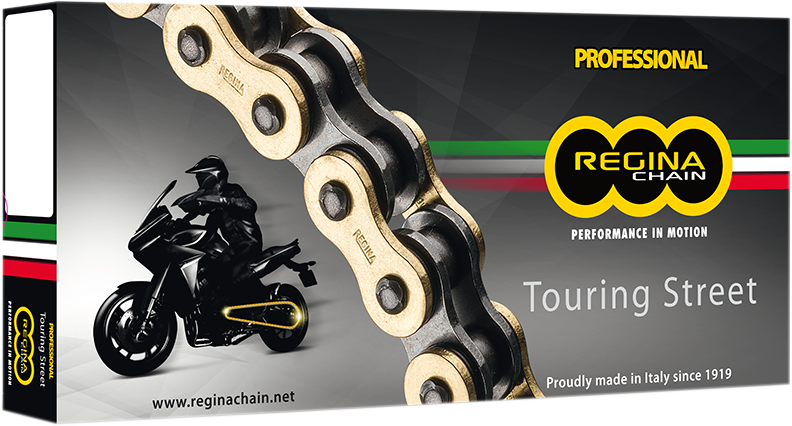 REGINA ZRP/ZRT SERIE CHAIN 525ZRT X 110 LINKS