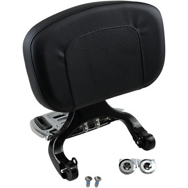 MULTI-PURPOSE DRIVER AND PASSENGER BACKREST FOR HARLEY-DAVIDSON