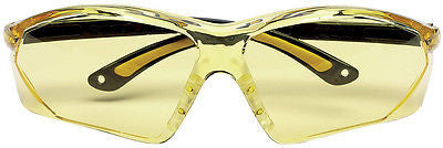 Gafas De Proteccion Expert Anti-Mist Yellow Safety Spectacles With UV Protection
