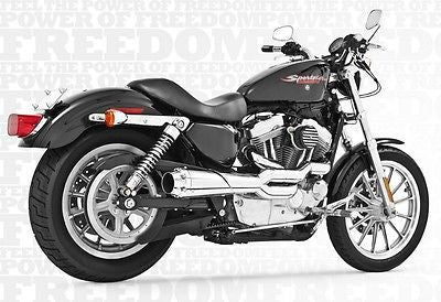 Escape American Outlaw High De Freedom Performance Para Sportster® '04-Up Chrome