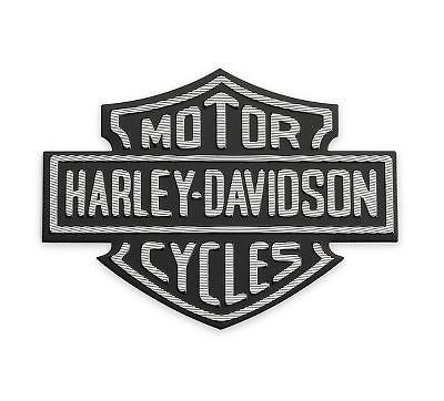 Emblema Metalico Harley-Davidson® 99352-82Z Metal Adhesive-Backed Medallion