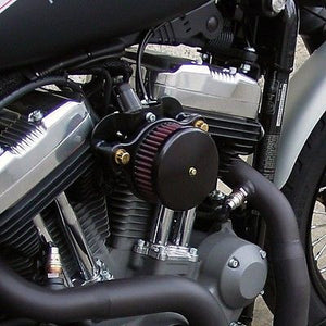 Filtro De Aire Para Sportster® '07-Up Joker Machine High Performance Air Filter