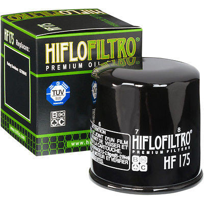 Filtro Aceite Para Harley-Davidson® XG Street® & Indian Black Oil Filter