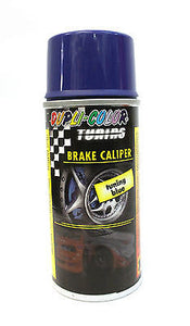 Pintura Pinzas Freno Azul Brillo 150 ml Brake Caliper Paint Gloss Blue