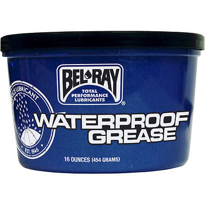 Grasa Multiuso De Alto Rendimiento Bel Ray Waterproof Grease