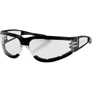 Gafas Para Moto Bobster Shield II Clear Lens Sunglasses