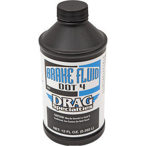 Liquido De Frenos Dot 4 Brake Fluid 355 ml (12 FL OZ.)