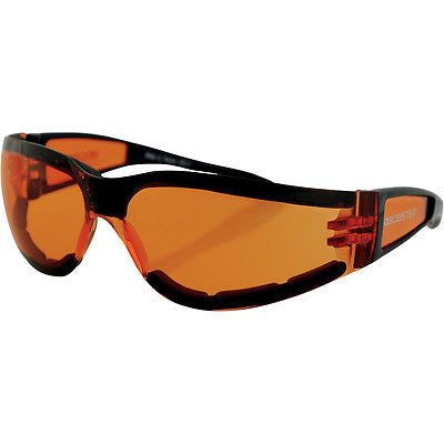 Gafas Para Moto Bobster Shield II Amber Lens Sunglasses