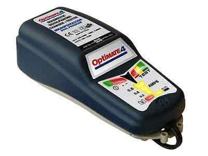Cargador Mantenedor Baterias Optimate 4 TM-350 Can-Bus Para BMW Battery Charger