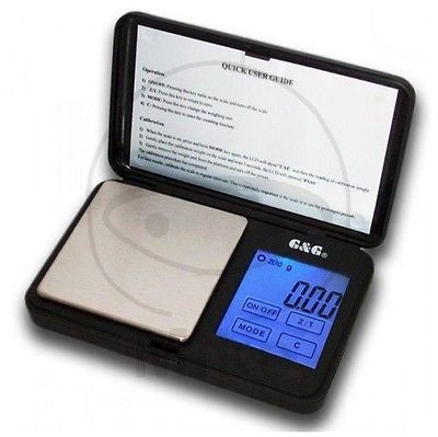Bascula Balanza Digital Precision Para Pesos De Variador Digital Mini Scale