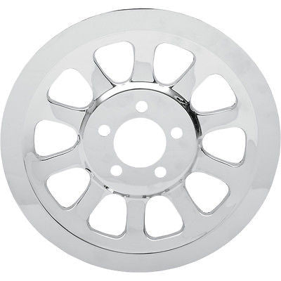 Embellecedor Polea Cromado Para Harley-Davidson® Softail® Sprocket Cover Chrome