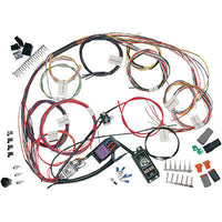 Cableado Electrico Completo Para Harley-Davidson® Complete Bike Wiring on