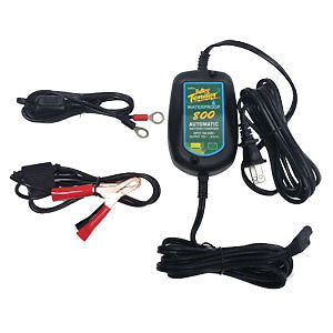 Cargador De Baterias Inteligente 800mA Waterproof Battery Tender