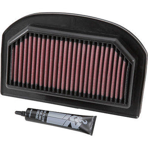 Filtro Aire Alto Rendimiento Triumph Tiger K&N High-Flow Replacement Air Filter