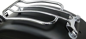 Bandeja Portaequipajes Para Softail® Fat Boy® Y Deluxe® Luggage Rack Solo 7""