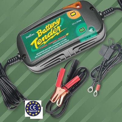 Cargador De Bateria Estanco 5 A Battery Tender Power Plus 12V 5A