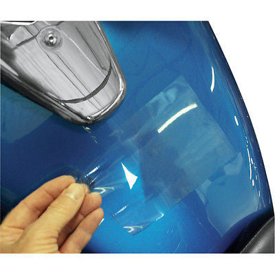 Kit Protector De Pintura Y Carroceria Transparente Paint Guard Kit