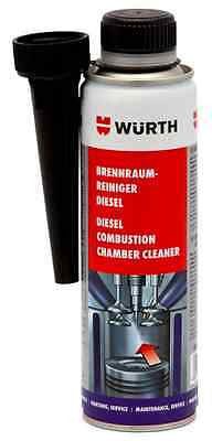 Aditivo Limpiador Diesel Antihumos ITV Würth Combustion Chamber Cleaner 300ml
