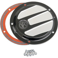 Tapa De Embrague Para Harley-Davidson® Performance Machine Scallop Derby Cover