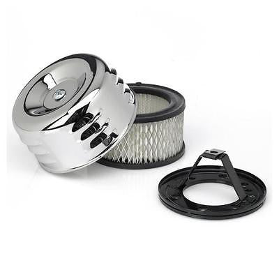 Filtro De Aire Old School Para Harley-Davidson® Moon Eyes Air Cleaner Kit