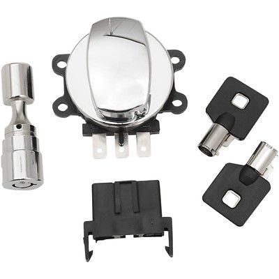 Llave Contacto Para Harley-Davidson® Softail® '96-'10 Side Hinge Ignition Switch