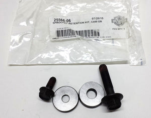 Kit Tornillos Arbol Levas Harley-Davidson 25566-06 Cam Drive Gear Retention Kit